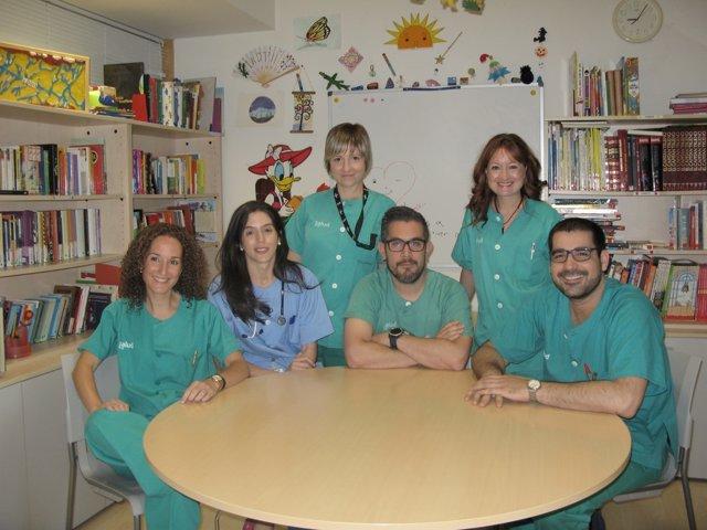 Un equipo de cirujanos y enfermeras del Servet viaja a Mombasa.