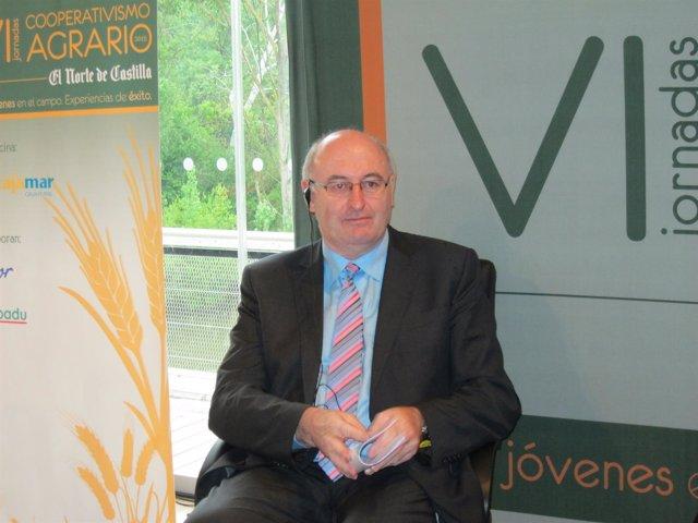 El comisario europeo de Agricultura y Desarrollo Rural, Phil Hogan