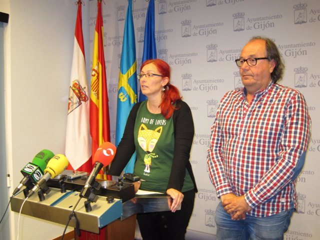 Mario Suarez Xsp Y Estefania Puente Xsp