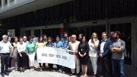El Ayuntamiento de Granada participa en Barcelona en las jornadas 'Ciudades Refugio' sobre acogida a refugiados