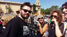 """Rufián (ERC) pide ir al Congreso """"simplemente a informar"""" de la celebración del referéndum"""