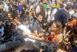 """Reguant (CUP) augura el inicio de la """"movilización sistemática"""" en apoyo al referéndum"""