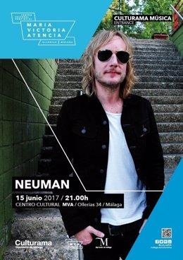 Neuman mva concierto ciclo entrance diputación culturama