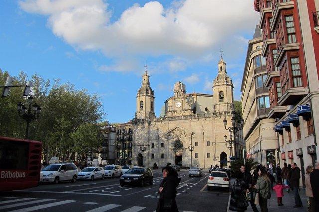 Bilbao nubes y claros