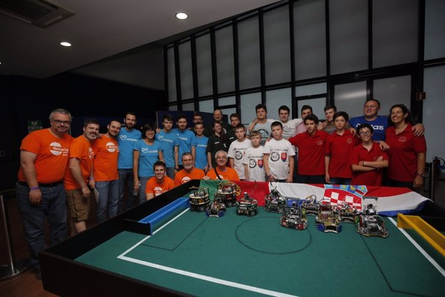 Croacia fútbol Robots #Imperdible_02