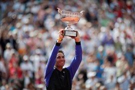 Nadal agranda su leyenda con su décimo Roland Garros