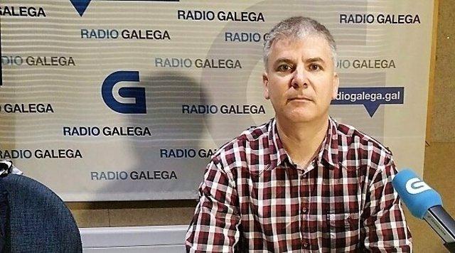 Santiago Lago en Radio Galega