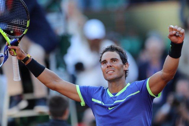 Nadal se mete en la final de Roland Garros 2017