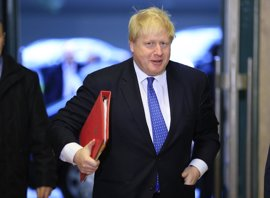 Boris Jonhson asegura que May es la persona más adecuada para dirigir el Brexit