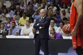 """Pablo Laso: """"Lo que tenemos que hacer es jugar mejor y no cometer errores que nos penalicen"""""""