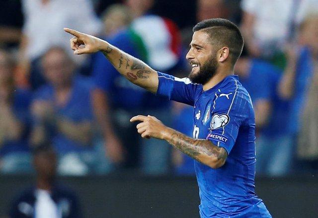 Italia no falla ante Liechtenstein y mantiene el pulso a España