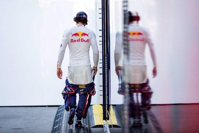 Carlos Sainz Gran Premio España Barcelona