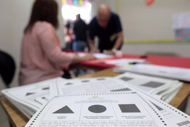 Referéndum en Puerto Rico