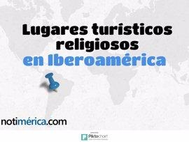Los mejores destinos turísticos religiosos para visitar en Iberoamérica