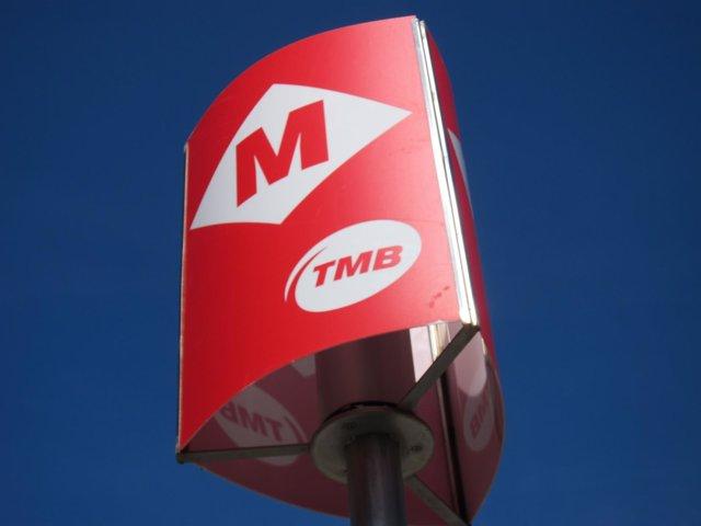 Metro Barcelona TMB