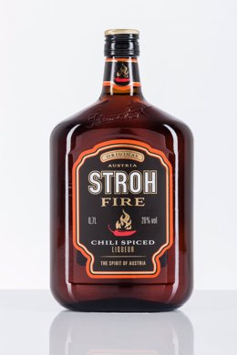 Stroh Fire Spice