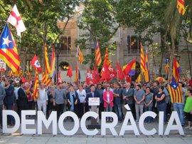 """Nuet reivindica la unidad soberanista frente a quienes la quieren a """"pedazos"""""""