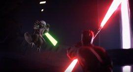 Darth Maul vs Yoda en el épico trailer de Star Wars Battlefront 2