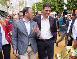 Pedro Sánchez incluye a los andaluces Gómez de Celis y Carmen Calvo en su futura Ejecutiva