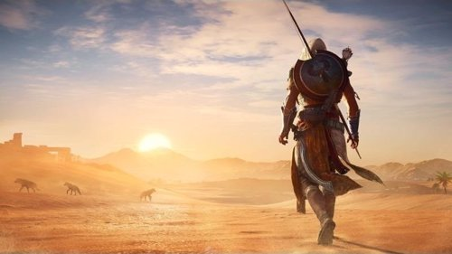 Assassin's Creed Origins, de Ubisoft