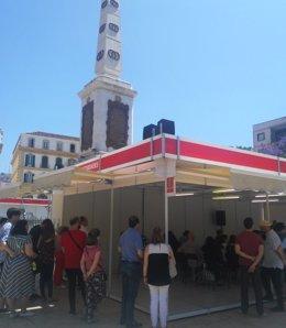 Feria del Libro de Málaga 2017
