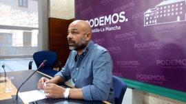 Molina ofrece a Page sentarse a negociar presupuestos: Si pasa el tiempo, menos sentido tendrán