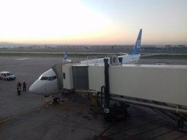 El Aeropuerto de Palma registra más de 3 millones de pasajeros en mayo, un 3,9% más que en 2016