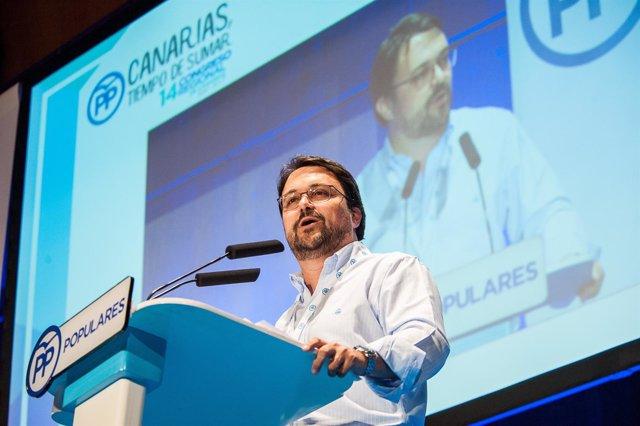 Asier Antona (PP)