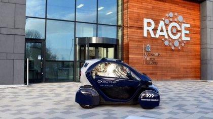 Vehículos autónomos mejorarán los servicios urbanos de jardinería e informarán sobre la calidad del aire en Reino Unido