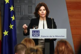 """El Gobierno, preparado para un """"debate bronco"""", dice que Podemos solo """"busca recuperar el foco"""" con la moción de censura"""