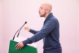 """Podemos Andalucía dice que si Montoro no ha dimitido ya es """"por vergüenza"""" y """"falta de respeto a los andaluces"""""""