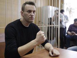 El opositor Navalni y más de 700 manifestantes detenidos en Moscú y San Petersburgo