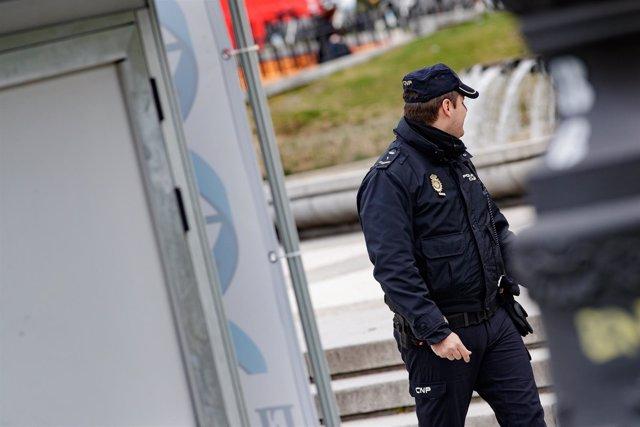 Recursos de Policía Nacional, agente, agentes, policía, policías, Zetas