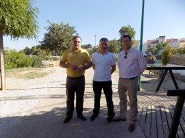 La Vía Verde del Aceite mejorará su firme en distintos tramos de su recorrido en la provincia de Jaén