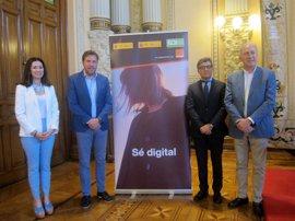 El Ayuntamiento de Valladolid promueve la formación digital para el impulso del emprendimiento y la economía locales