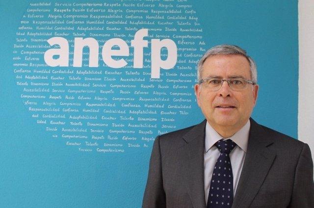 El nuevo vicepresidente de anefp