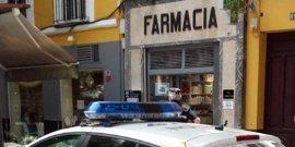 La Policía Local detiene a un varón por realizar varios hurtos en una farmacia de La Alfalfa (Sevilla)
