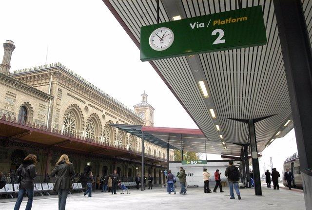 Estación AVE Toledo