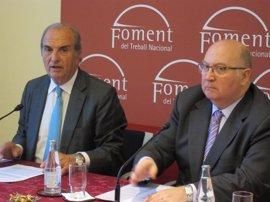 Joaquim Gay de Montellà ve probable que en 1 año el Gobierno haga una propuesta al Govern