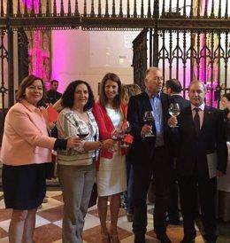 Presentación del I Festival do Viño da Ribeira Sacra
