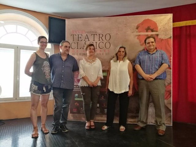 El Festival de Teatro Clásico de Cáceres arranca con actividades paralelas