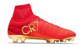 Ronaldo estrenará las Nike CR7 Mercurial Campeoes en la Copa Confederaciones de Rusia