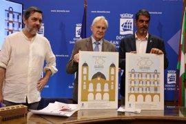 Ayuntamiento de San Sebastián celebra con un programa de actividades los 200 años de la Plaza de la Constitución