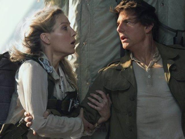 Tom Cruise protagoniza La Momia