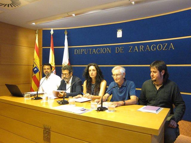 El informe sobre educación para el desarrollo se ha presentado hoy en la DPZ