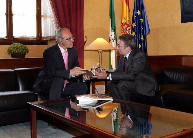 Juan Pablo Durán y Ángel Gallego.