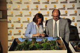 """Dinópolis crecerá """"por tierra, mar y aire"""" con una inversión de 24 millones para su mejora y ampliación"""