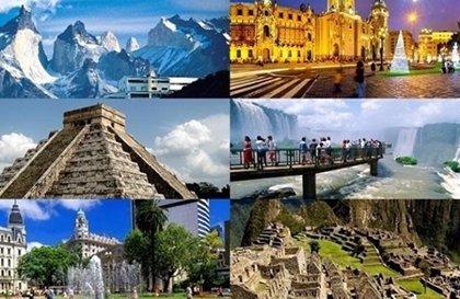 COMUNICADO: América Latina crece como destino turístico en los últimos años
