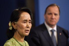 Aung San Suu Kyi advierte de que las investigaciones de la ONU sobre los rohingya avivarán las tensiones