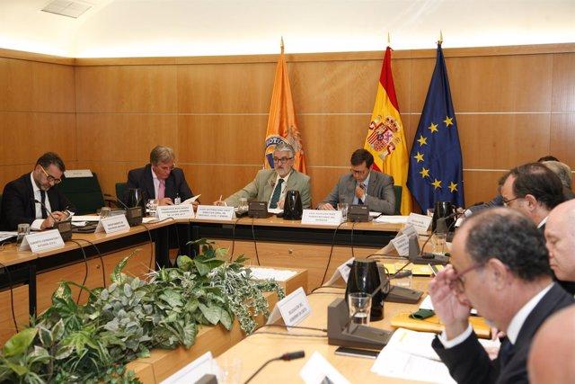 Comité Estatal de Coordinación de la Operación Paso del Estrecho 2017